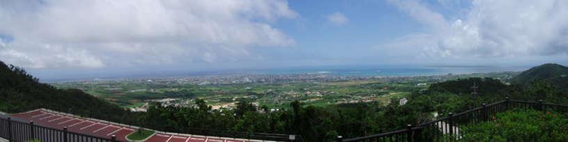 石垣島・川平の宿泊 Hills Yamabare バンナ岳展望台