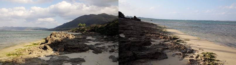 ひるずやまばれ 貸別荘 レンタルハウス コンドミニアム 泊まる 石垣島 海が見える 眺望