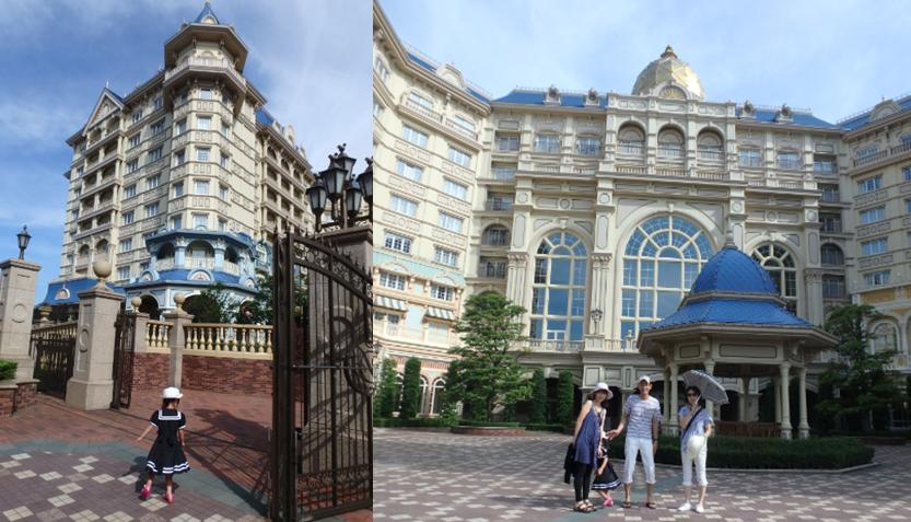 hillsyamabare ビューバス テラス 眺望 東京ディズニーランドホテル