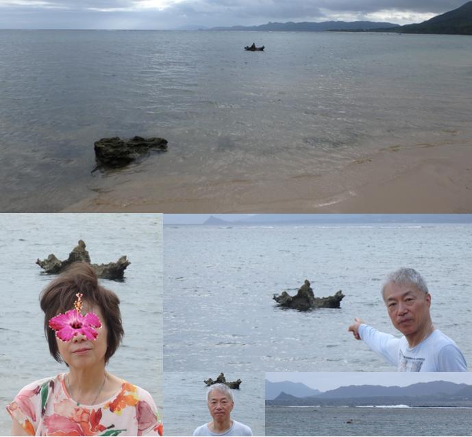 ひるずやまばれ サンゴ礁 平久保崎 野底マーペー 王冠岩