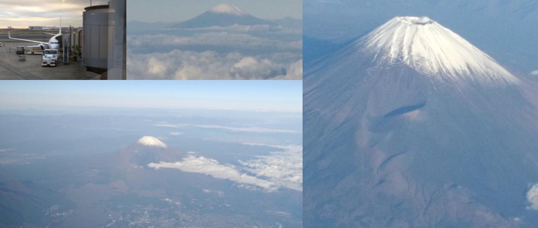 hillsyamabare 羽田 メンテナンス 渡航 富士山 過酷 石垣島 ブロッケン